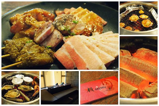 大口吃肉吧! 肉品優、選擇卻不多台中櫻燒肉@ Ophelia 愛 ...