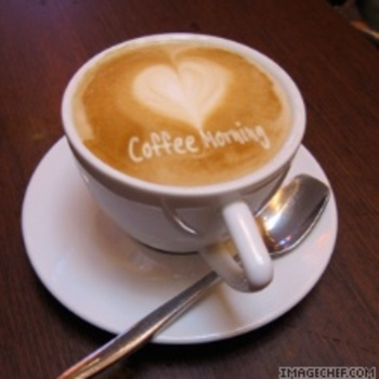 But a good cup of coffee one to make that moment feel like a day off