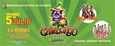 Festival del Chimbango 2015