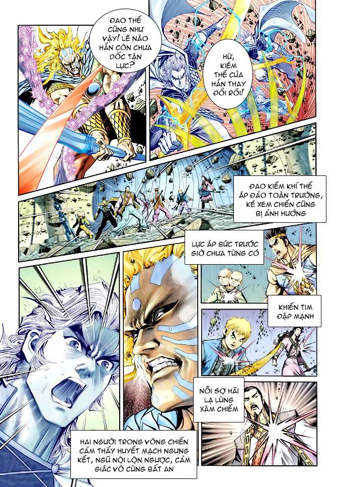 Thần Binh Huyền Kỳ I chap 145 - Trang 31
