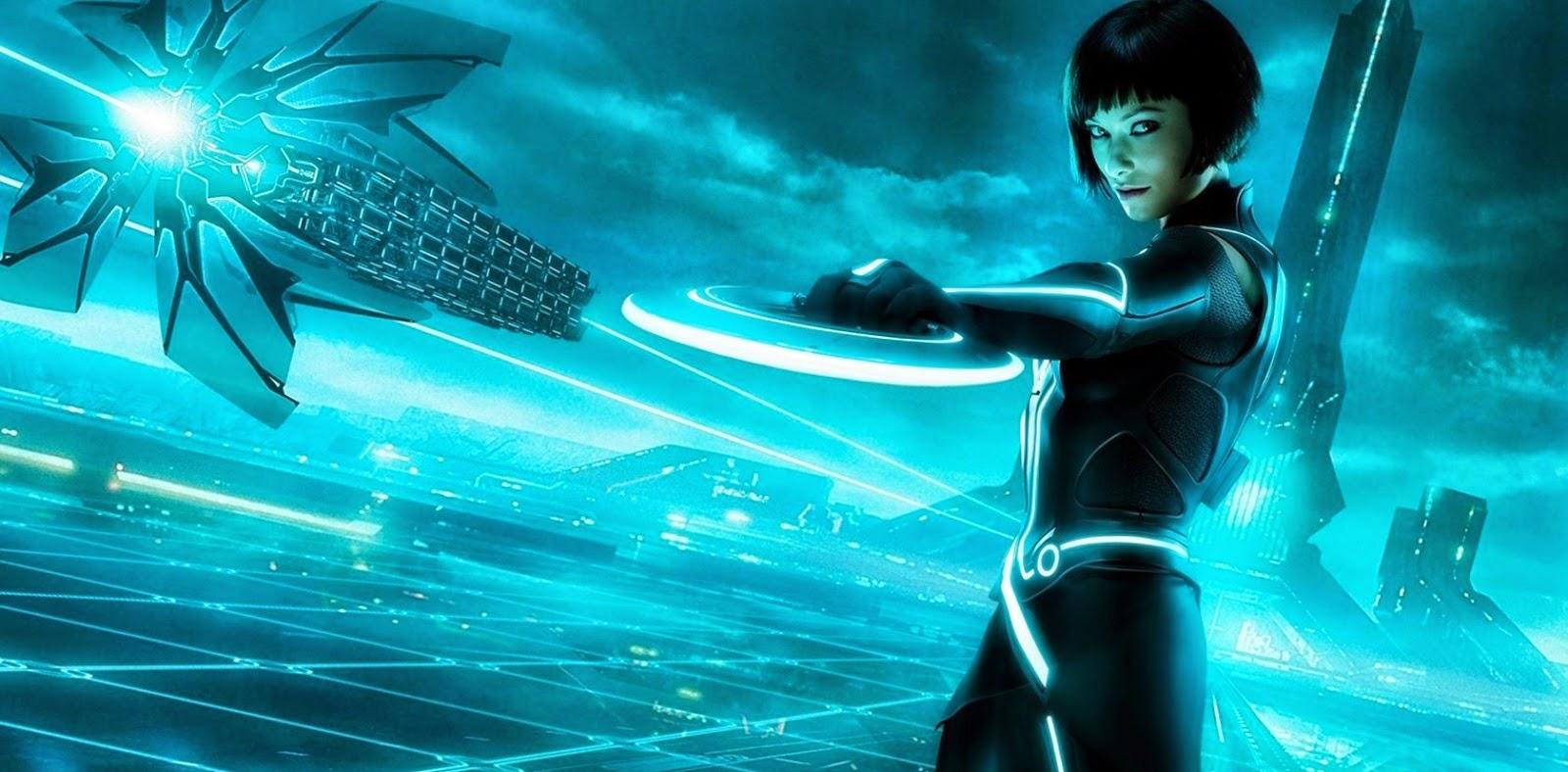 Olivia Wilde irá retornar como Quorra na sequência TRON 3