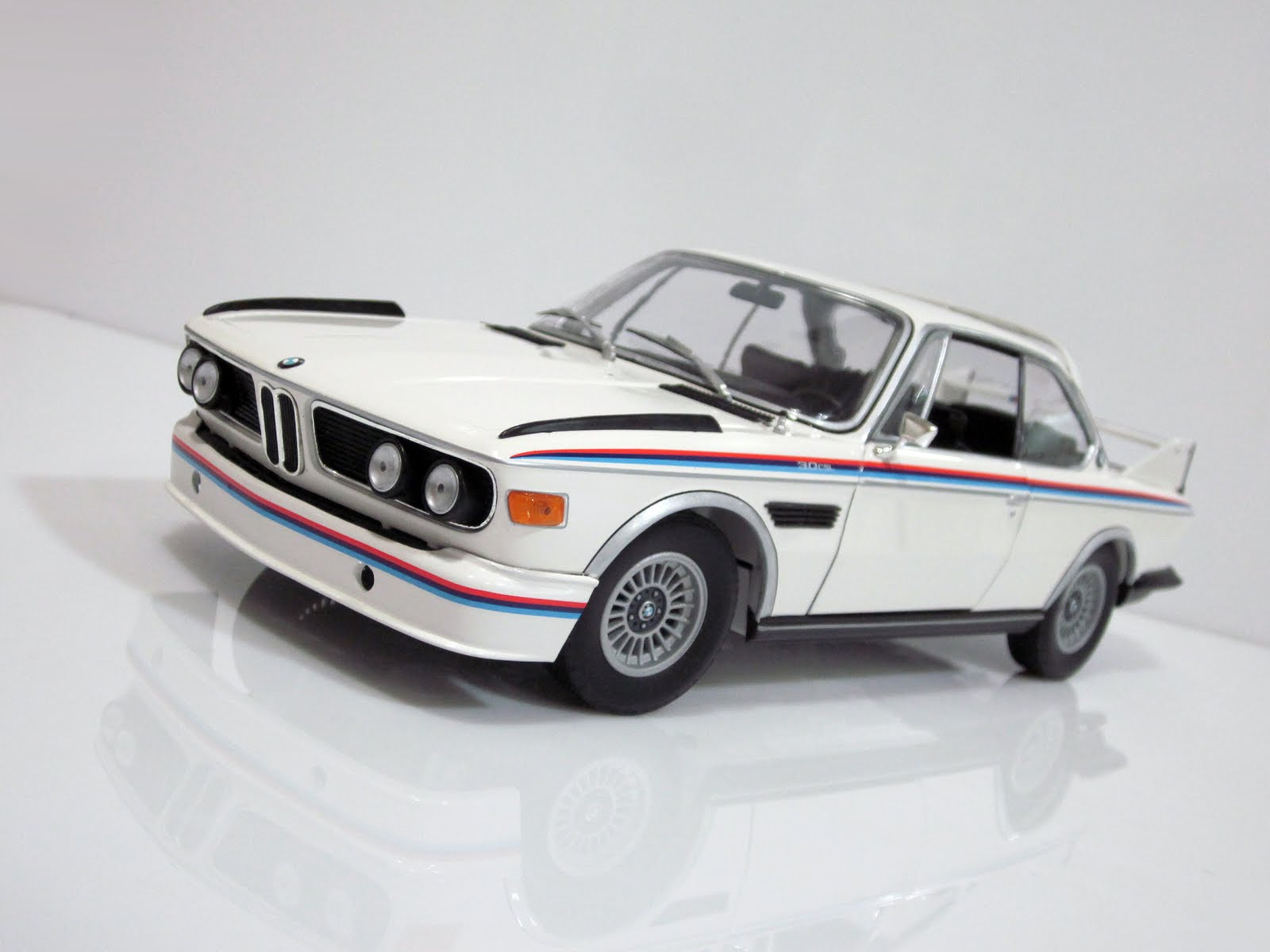 BMW 3.0 CSL [E9] 1973 - Minichamps