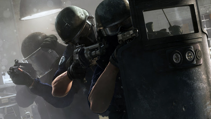Tom Clancys Rainbow 6 Seige