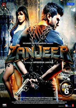 Zanjeer 2013 Full Hindi Movie Download HDRip 720P at xcharge.net