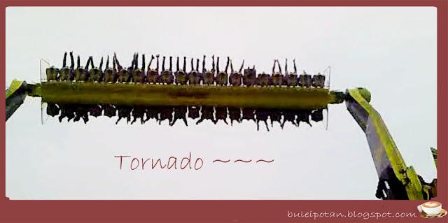 Wahana Tornado Dufan