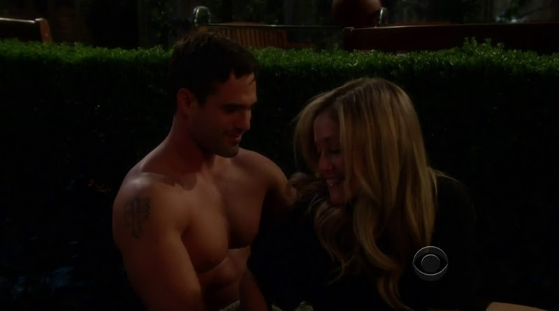Marco Dapper Shirtless in the Young and the Restless 20120717
