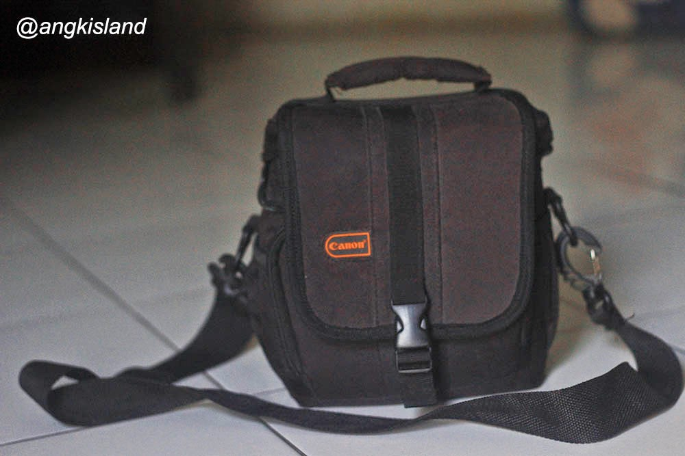 tas kamera second