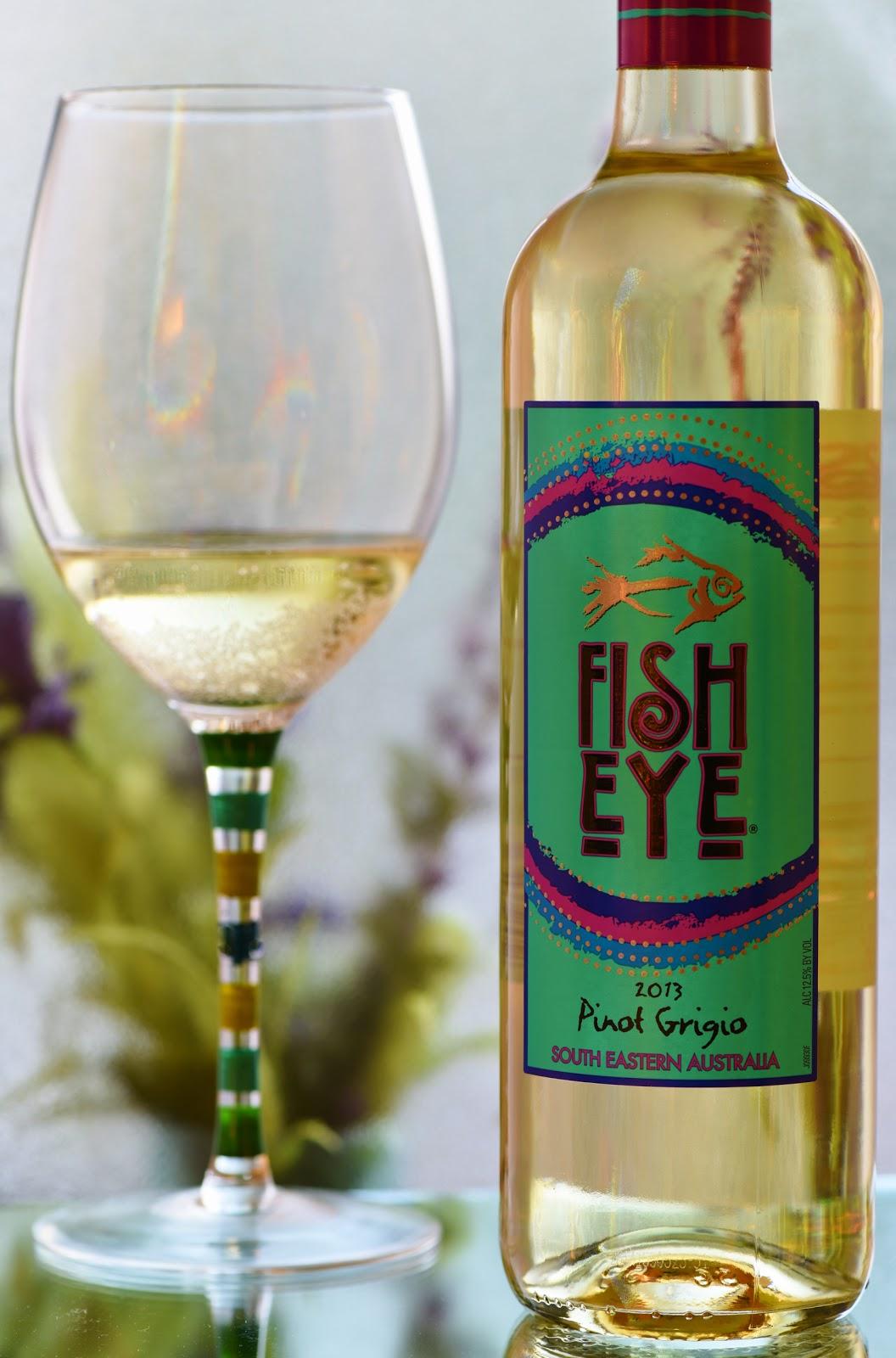 New hampshire wine man fish eye 2013 pinot grigio south for Fish eye pinot grigio