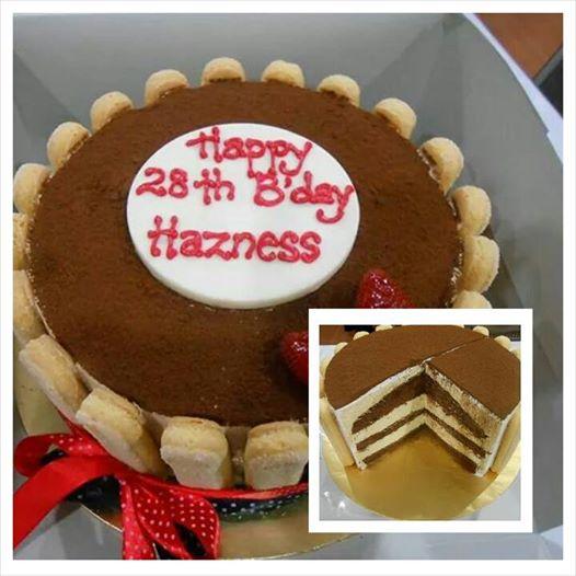 MASCARPONE TIRAMITSU CAKE