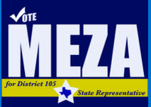District 105 Needs Terry Meza