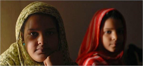 Young Mauritania Women