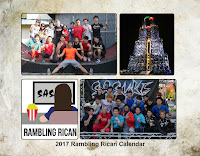 2017 Rambling Rican Calendar for Sale!