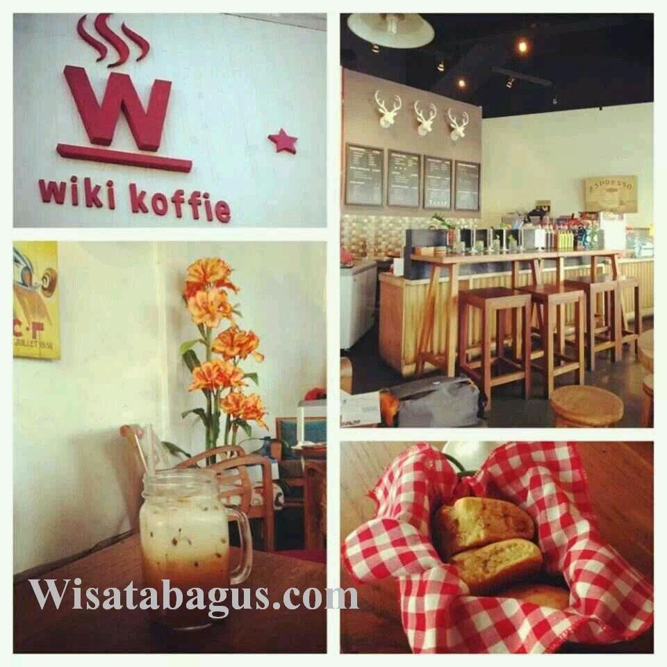 Wiki Koffie Bandung, Cafe di bandung