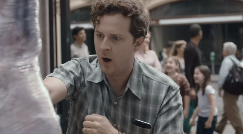 "UnitedHealthcare's Latest Ad Takes A Comical Scene From Rocky in ""Delivery"" Leo Burnett Chicago"