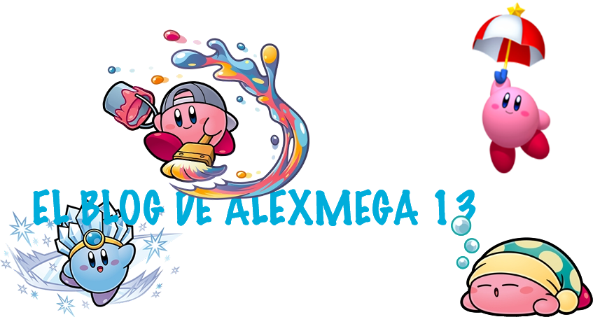 EL BLOG DE ALEXMEGA13