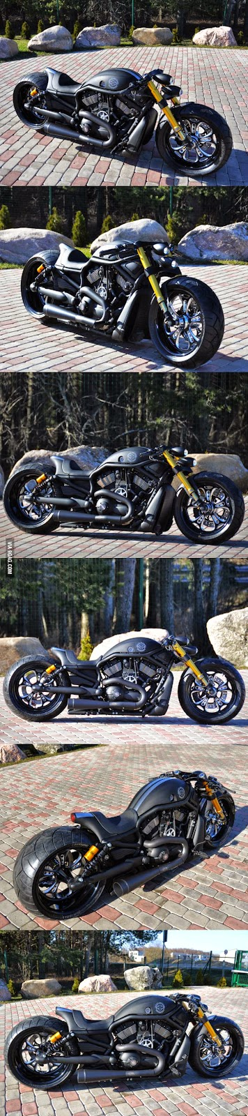 Custom Made Harley Davidson V Rod