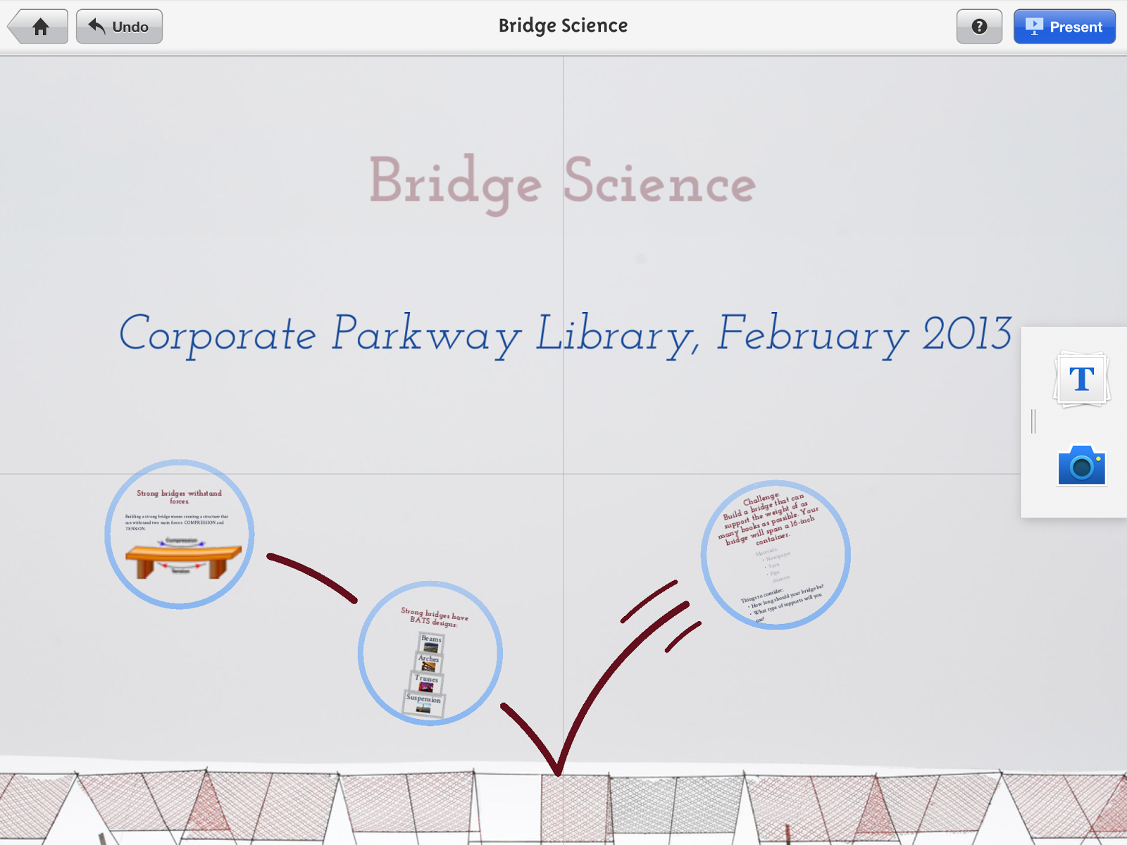 the show me librarian app review presentation apps favorite use for prezi presentations so far is in my school age science programs each program opens a brief introduction to our topic of the day