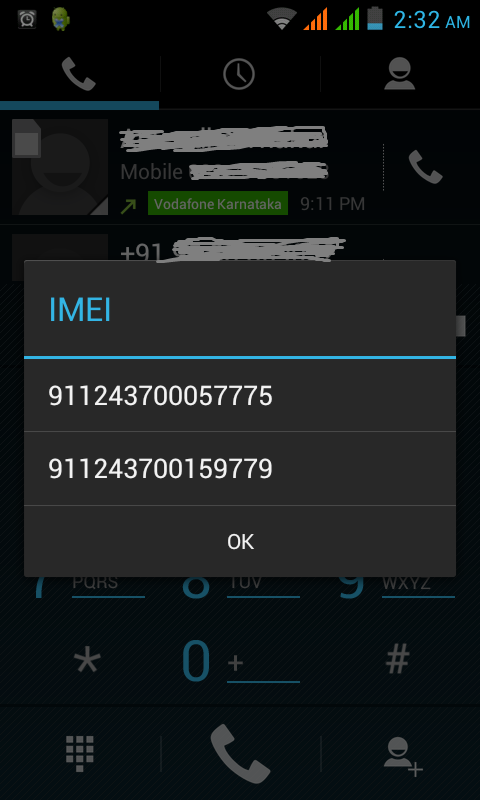 Open Source For Geeks: How to know IMEI number of your ...