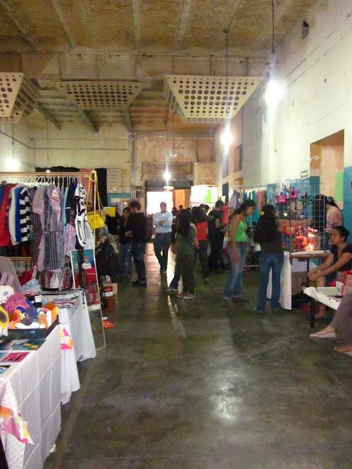 Festival de arte y diseño de Incubadora visual