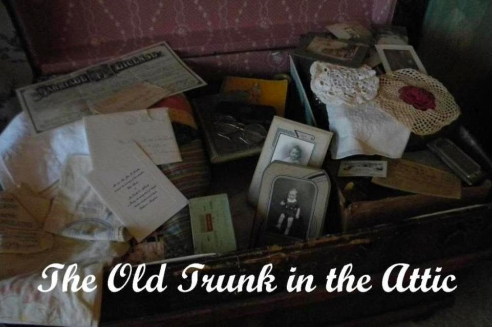 The Old Trunk in the Attic