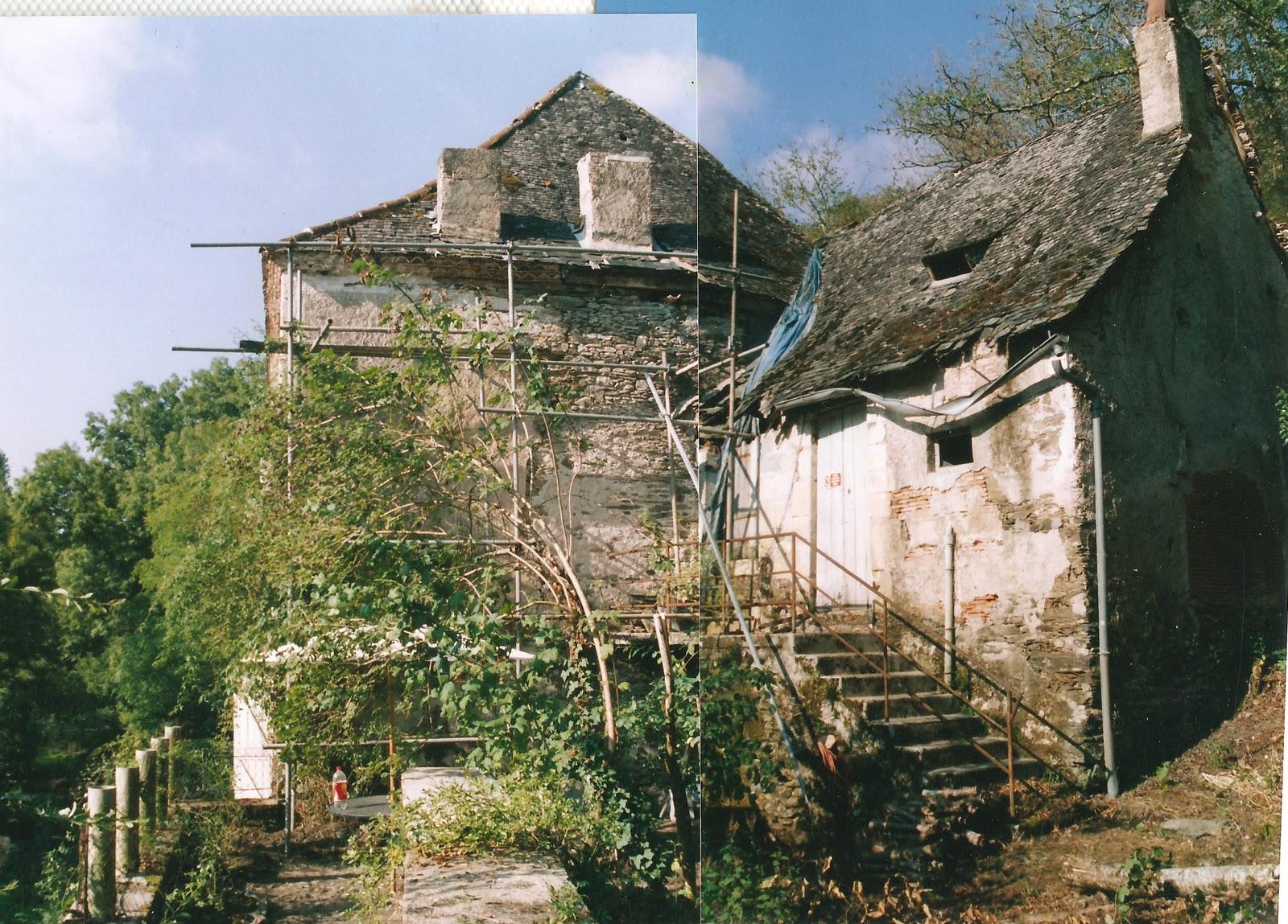 Droom huis in de dordogne: het kleine huisje de metamorfose