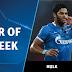Hulk foi eleito o craque da 4° rodada da UEFA Champions League.