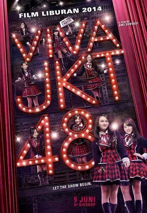 Film liburan 2014  Viva jkt 48
