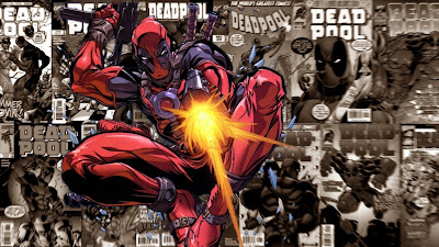 Deadpool Wallpaper 1366x768