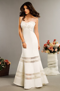 Informal Wedding Dresses That Make You Shine By Brenda Jackson