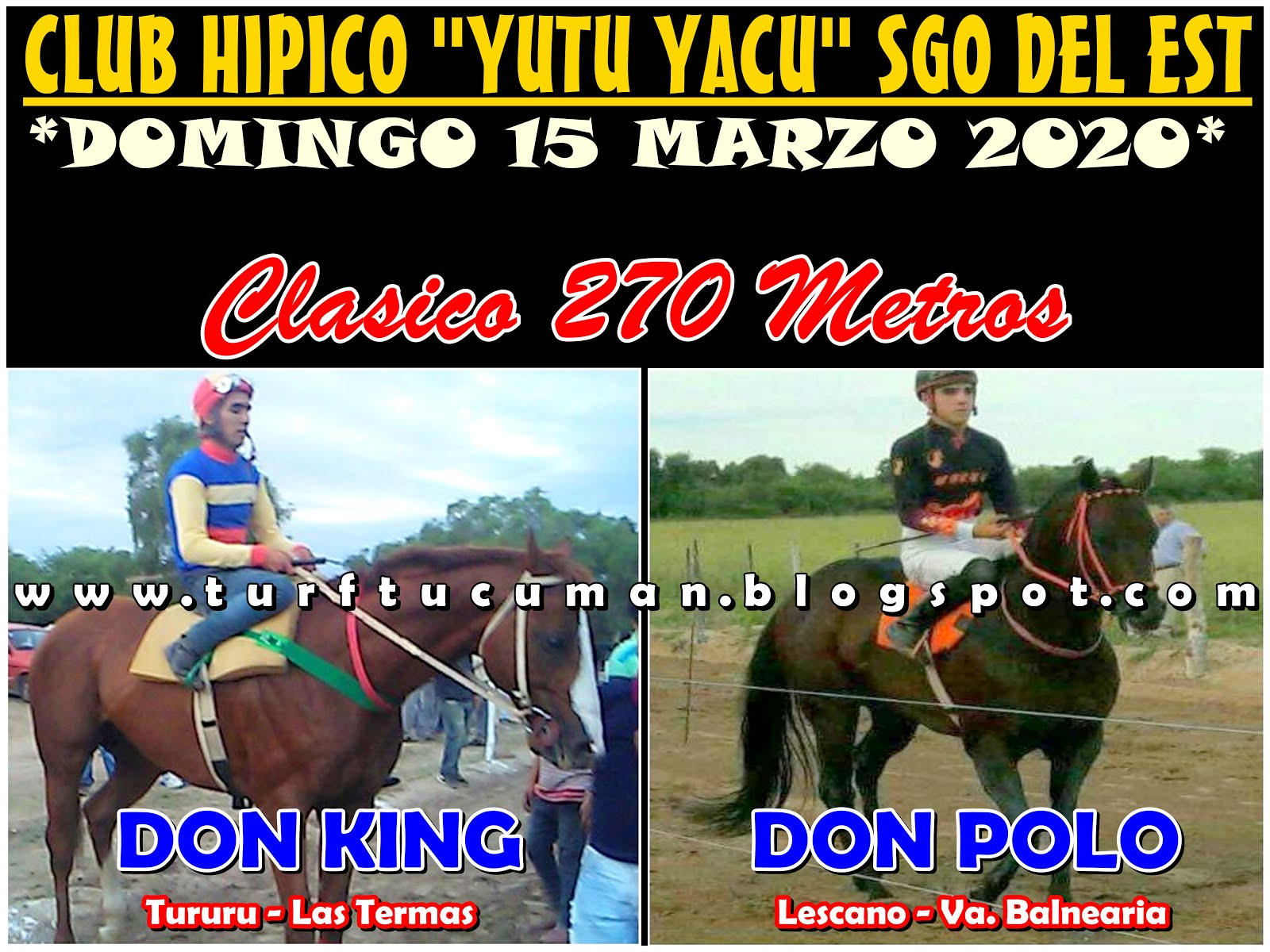 DON POLO VS DON KING