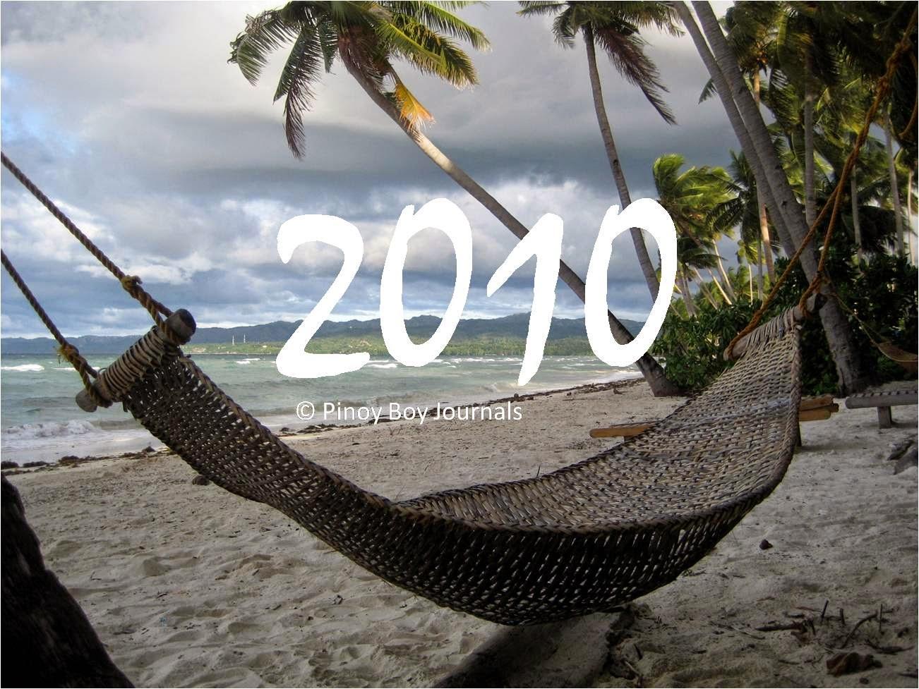 2010 Best Trips