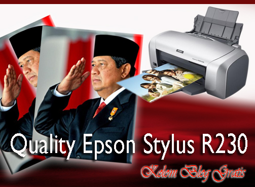 Download Driver Printer Epson Stylus R230