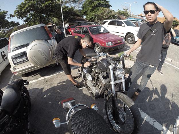Lawless Jakarta Beer Beaches Bike Bali