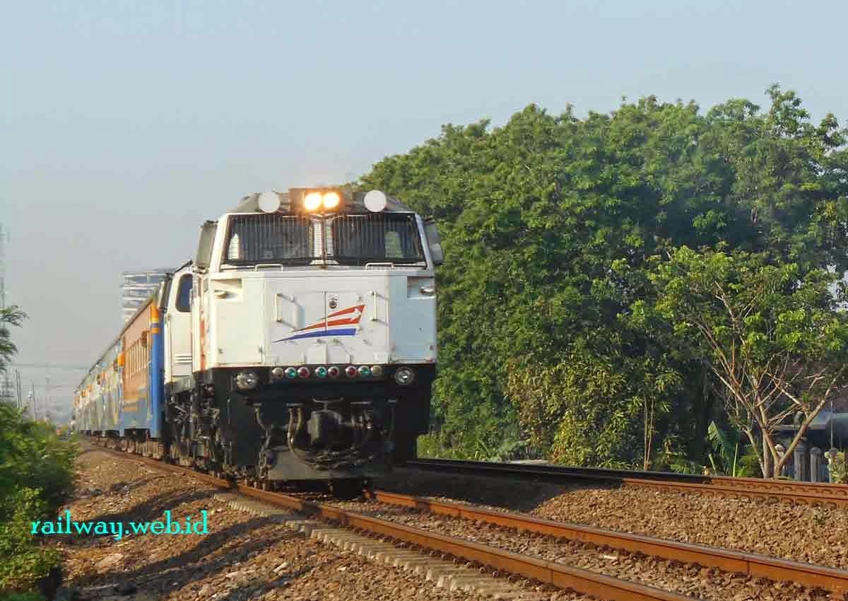Rekapitulasi Perjalanan Dengan Kereta Api KRD