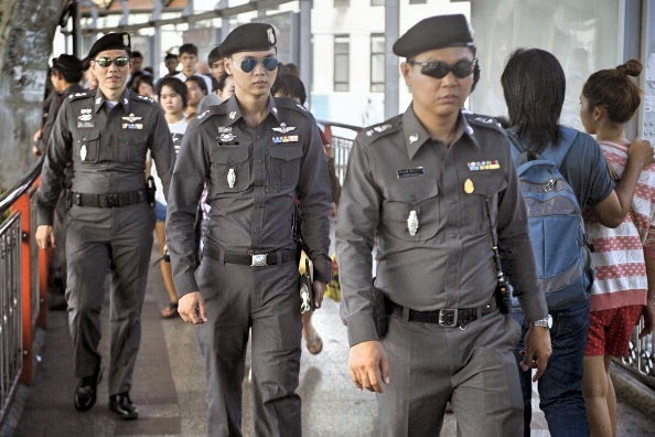 Razzien im Kampf gegen Prostitution in Thailand