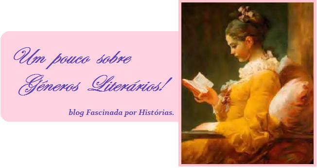 Um pouco sobre Gêneros Literários: Romances de Banca.
