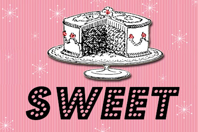 Stampin D'Amour: Free Digital Scrapbook Paper - Sweet Cake