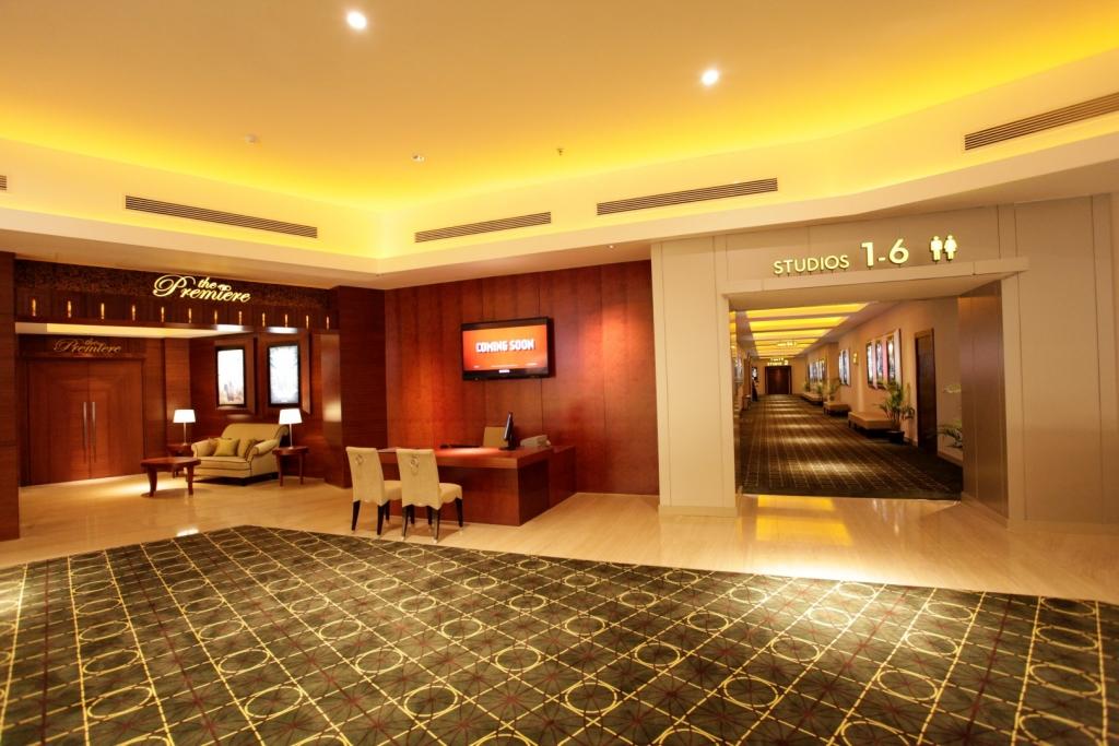 Bioskop di Samarinda