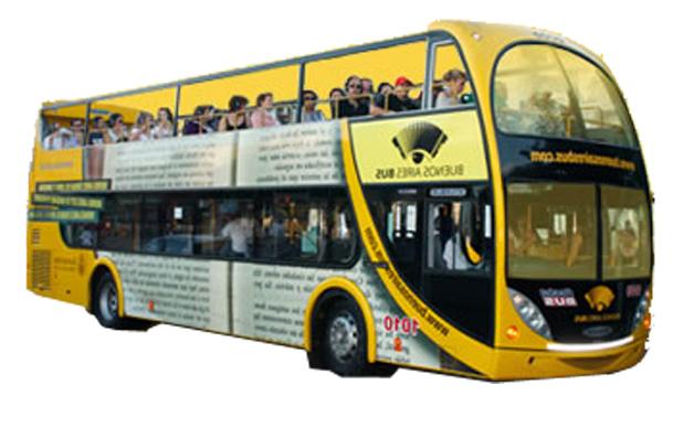 City Tour Por Buenos Aires Bus