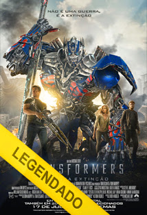 Transformers: A Era da Extinção – Legendado