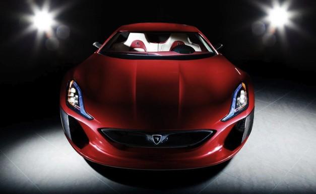 Rimac Automobili Concept_One