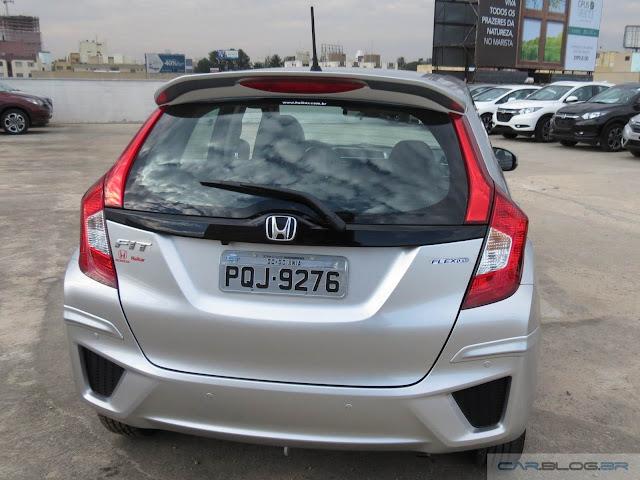 Honda Fit 2016 EX