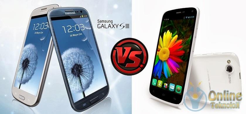 samsung galaxy s3 ve general mobile discovery karşılaştırması