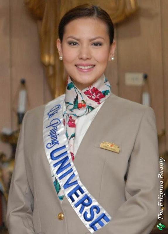 Philippine Airlines Flight Attendant Uniforms