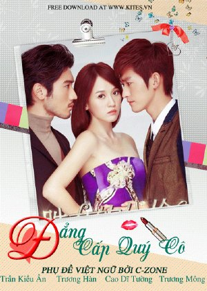 phim Đẳng Cấp Quý Cô VIETSUB - Sheng Nuu De Dai Jia