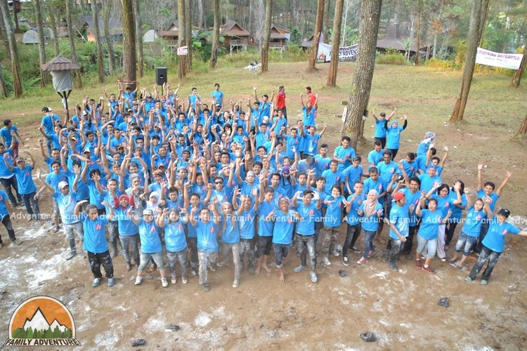 VIDEO GATHERING OUTBOUND LEMBANG BANDUNG CV FAMILY ADVENTURE