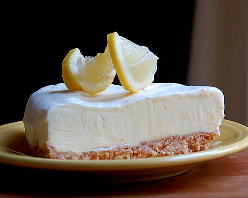 Mad About Maida: Joan's Frozen Lemon Mousse