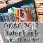 DOAG 2015 Datenbank
