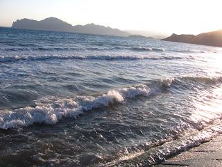 отдых на море, Орджоникидзе, Отдых в Орджо, лето в Орджо, море, горы,вид на горы, море и горы,Карадаг, набережная,