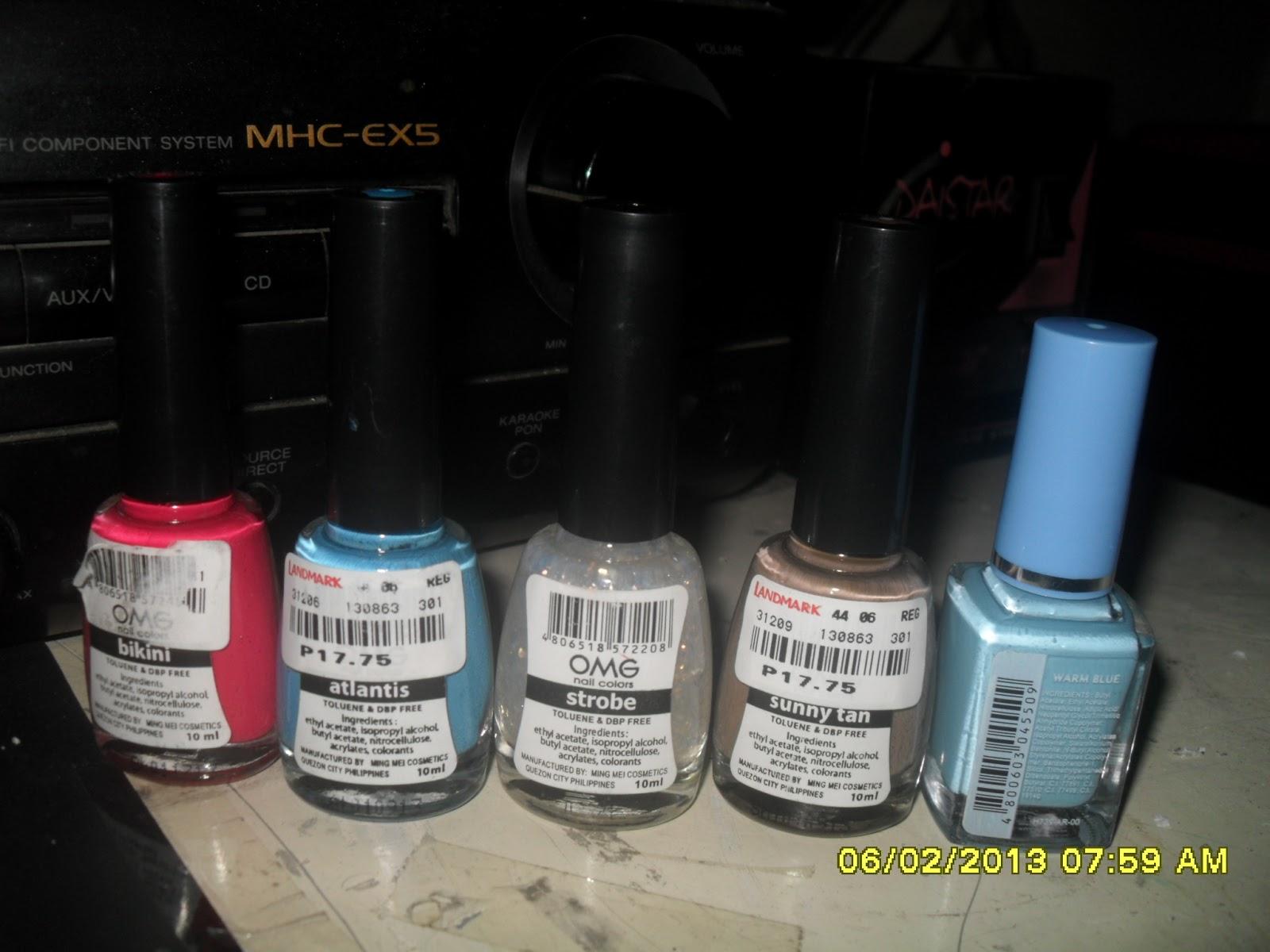 Kate is my name: Nail polish haul